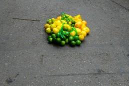 no meio do caminho tinha uma laranja