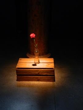 memorial da resistência, na Luz.