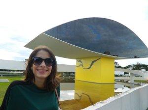 Amanda e o Museu do Olho