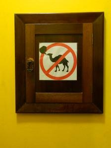 Proibido fumar!