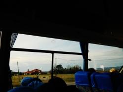 a caminho de Punta