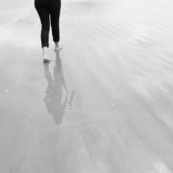 areia e mar