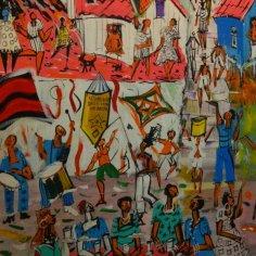 favela colorida favela