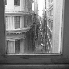 vista da janela do CCBB-RJ